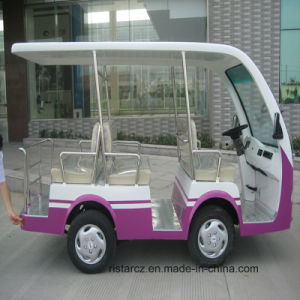 6 Seats Airport Transporting Electric Shuttle Bus Rsg-106y pictures & photos
