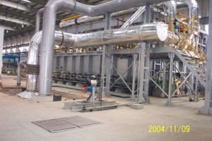 Jumbo Annular Heating Furnace (Industrial Furnace) pictures & photos