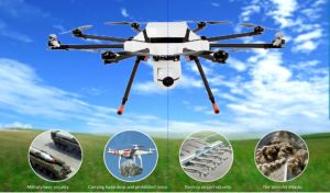 Counter Drone System with 360° Continuous Rotation pictures & photos