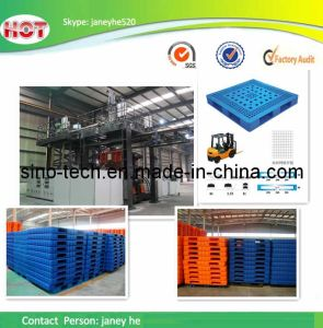 Plastic Hollow Extrusion Pallet Making Machine pictures & photos