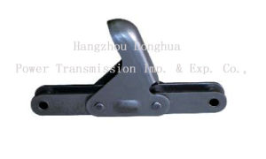 C Type Steel Agricultural Chains with Attachments Chain (DIN764) pictures & photos
