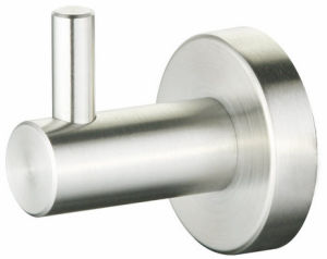S/S Robe Hook Round Shape (F-5021) pictures & photos