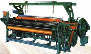 Multi Boxes Cotton Weaving Loom pictures & photos