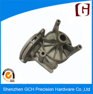 Hot Chamber Metal Die Casted Part Metal Casting