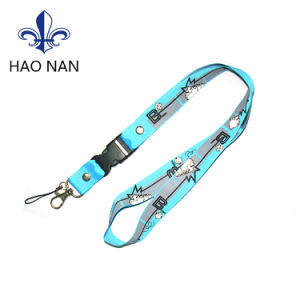 Fashion Personalized Logo Factory Wholesale Printing Promotion Lanyard pictures & photos