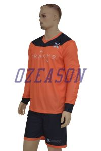 Wholesale Sports Wear Custom Sublimation Quick Dry Soccer Goalkeeper Kits pictures & photos