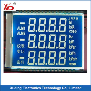Customerized LCD with Pin Connector LCD Display USD in Air Condition pictures & photos
