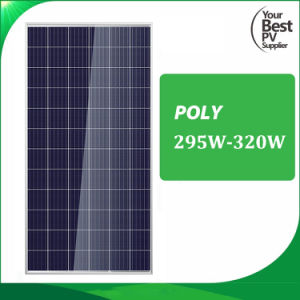High Efficiency 5BB 295W-315W Poly Solar Panel pictures & photos