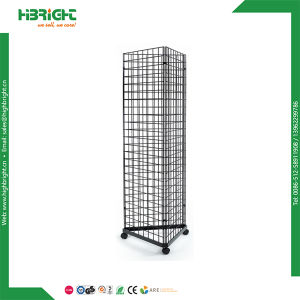 Wire Gird Wall H Display Gondola Rack pictures & photos