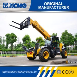 XCMG Wheel Loader Xc6-4517 Telescopic Boom China Forklift Truck pictures & photos