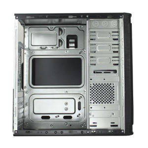 Computer PC ATX Case, MID-Tower, with Pad Lock, Kensington Hole and Alarm Switch Optional pictures & photos