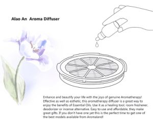 Aroma Diffuser Air Purifier for Household (GL-2100) pictures & photos
