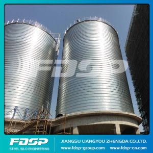 Long Term Storage Steel Raw Grain Silo pictures & photos