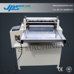Jps-360y Foam Tape Roll or Sheet Cutting Machine pictures & photos