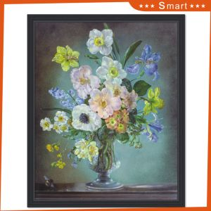 Wholesale Wall Art Still Life Oil Painting for Home Decoration pictures & photos
