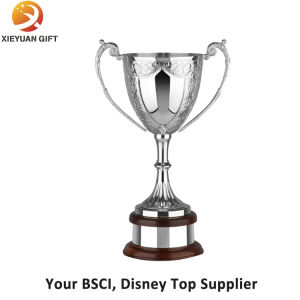 Factory Directly Wholesale Silver Trophies for Sports pictures & photos