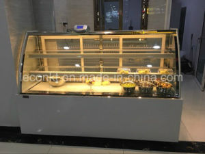 Commercial Restaurant Stainless Steel Cake Display Cabinet pictures & photos