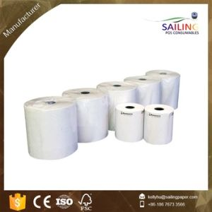 Good Quality Thermal Paper Roll 80*80mm Plastic Core pictures & photos