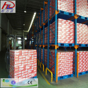 Warehouse Storage Drive in Pallet Racking pictures & photos