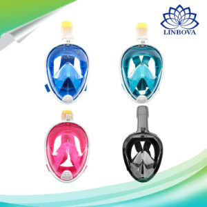 Swimming Diving Mask Set Underwater Full Face Scuba Mask for Children Adults pictures & photos