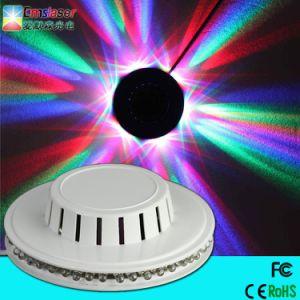 Home Party Light Mini LED Sunflower Light RGB Mini Disco Stage Light Wholesale pictures & photos