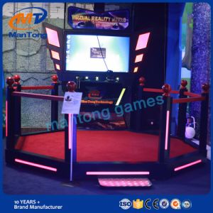 Standing up HTC Vive Shooting Game Machine 9d Vr pictures & photos