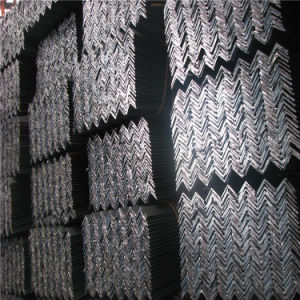 China Wholesale Q235 Ss400 Galvanized Steel Angle Sizes pictures & photos
