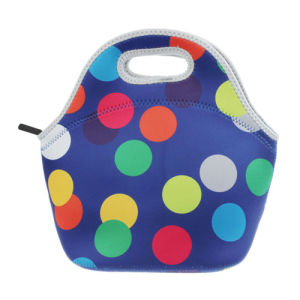 Cheap Fashion Neoprene Lunch Insulated Picnic Cooler Tote Bag pictures & photos