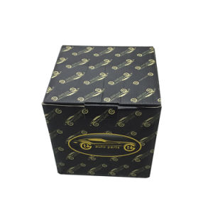Customized Folding Black Snapback Packaging Hat Box pictures & photos