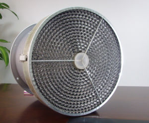 Commercial Circle Range Hood Honeycomb Grease Filter pictures & photos