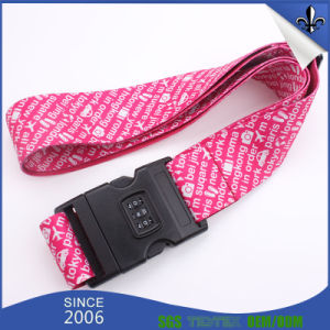 Wholesale High Quality Polyester Luggage Belt Starp pictures & photos