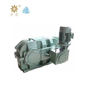 Dcyf Three-Step Hard Tooth Surface Cylindrical Gearbox with Auxiliary Drive pictures & photos