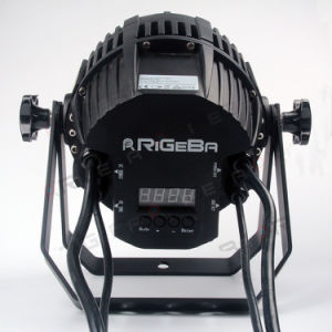 RGBW 4in1 8W 7LEDs Outdoor IP65 Waterproof Stage LED PAR Can Light pictures & photos