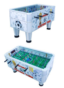 Factory Price Electronic Hand Soccer Game Foosball Table pictures & photos