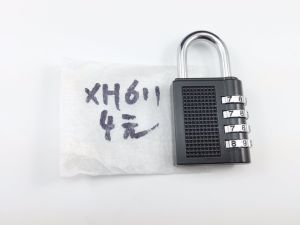 Yh9058 Good Items 4 Digit Combination Number Lock Security Safe Padlock pictures & photos