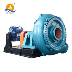 Abrasion Resistant Centrifugal Mining Sand Gravel Pump pictures & photos