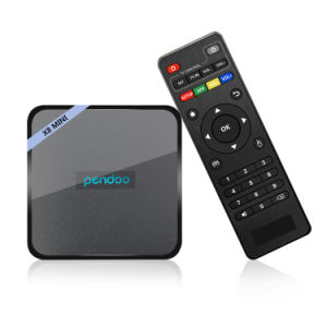 Amlogic S905W Pendoo X8 Mini 1g/8g Android7.1 TV Box pictures & photos