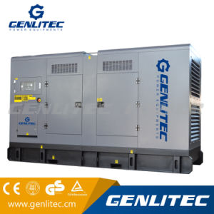 200kVA 250kVA 300kVA 400kVA 500kVA Cummins Electric Silent Power Diesel Generator pictures & photos