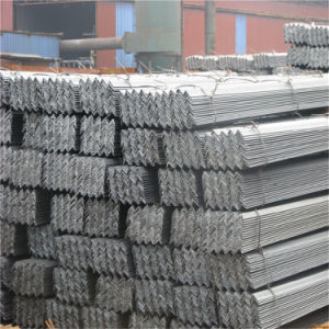 High Mechanical Hot New Sale Ms Angle/Steel Angle Bar pictures & photos