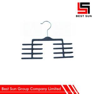 Velvet Tie Hanger Cost-Effective, Multi-Layer Clothes Hanger pictures & photos
