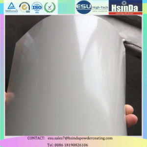 Hsinda New Product Outdoor Low Temperature Semi Gloss Elevator Powder Coating pictures & photos