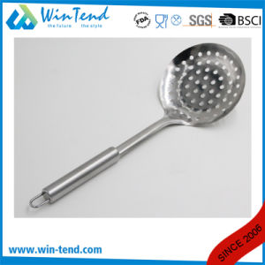 Wholesale Stainless Steel Kitchen Tradition Skimmer with Hook pictures & photos