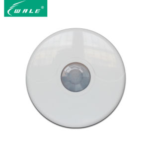 Ceiling PIR Motion Detector with Dual-Tech Passive IR+MW Detection Technology pictures & photos