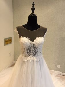 Beading Lace Evening Wedding Bridal Dresses pictures & photos