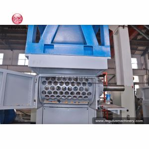 Corrugated Shredder Machine for HDPE Pipe pictures & photos