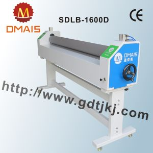 Sdlb-1600d Pneumatic and Manual Cold Film Lamination Machine pictures & photos