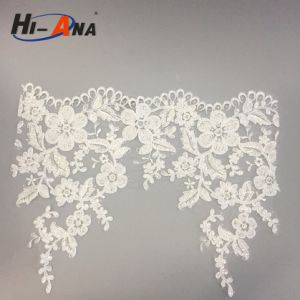 One Stop Solution for Wholesale Promotional Lace Embroidery pictures & photos
