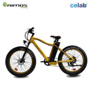 Mountain Electric Bike with 48V 750W Bafang Motor pictures & photos
