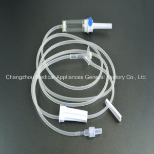 Cmif Medical Disposable Infusion Set (CE, ISO, GMP, SGS, TUV) pictures & photos