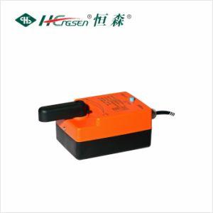 Dqf-B2 Motorized Ball Valve /Water Ball Valve/Electric Ball Valve/HVAC Controls pictures & photos